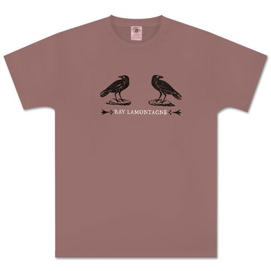Ray LaMontagne - Twin Crows T-Shirt