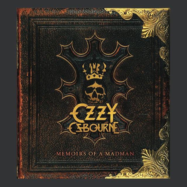 Ozzy Osbourne Memoirs Of A Madman DVD