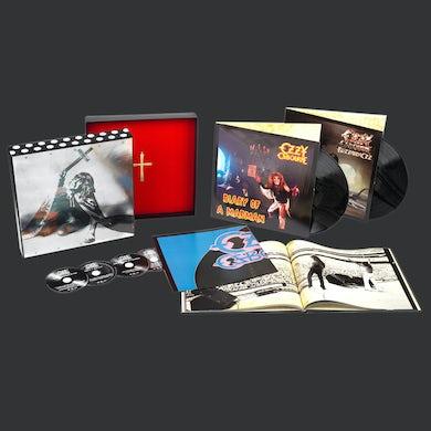 Ozzy Osbourne Blizzard Of Ozz / Diary Of A Madman - 30th Anniversary CD Box Set