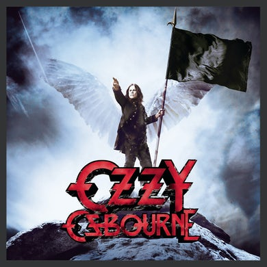 Ozzy Osbourne Scream CD