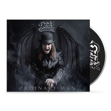 Ozzy Osbourne Ordinary Man Standard Jewel CD