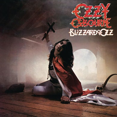 Ozzy Osbourne Blizzard Of Ozz LP (Vinyl)