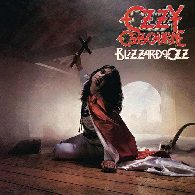 Ozzy Osbourne Blizzard Of Ozz LP (Vinyl)