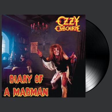 Ozzy Osbourne Diary Of A Madman LP (Vinyl)