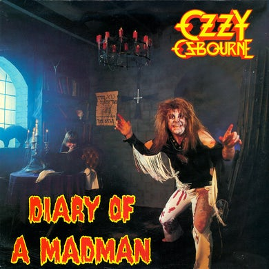 Ozzy Osbourne Diary Of A Madman (Picture Disc) LP (Vinyl)