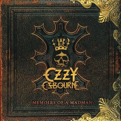 Ozzy Osbourne Memoirs Of A Madman 180g LP (Vinyl)