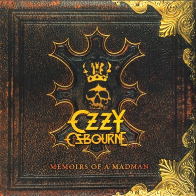 Ozzy Osbourne Memoirs Of A Madman (Picture Disc) LP (Vinyl)