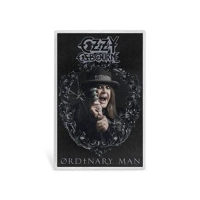 Ozzy Osbourne Ordinary Man Cassette - Frame Cover Art