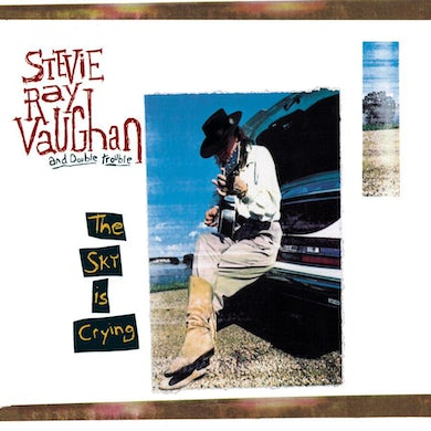 Stevie Ray Vaughan The Sky Is Crying CD