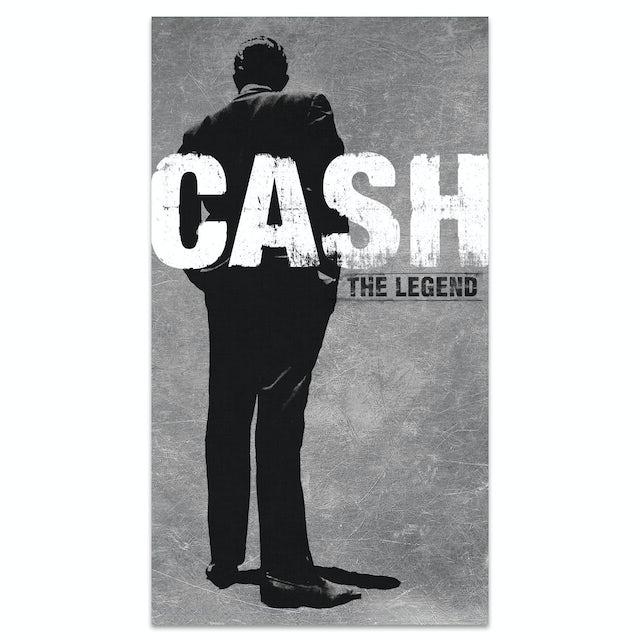 Johnny Cash The Legend CD