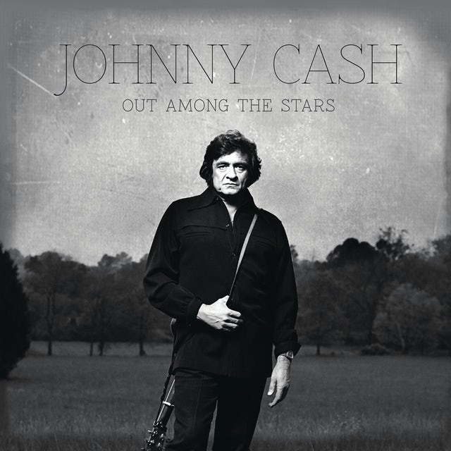 Johnny Cash Out Among The Stars LP (Vinyl)