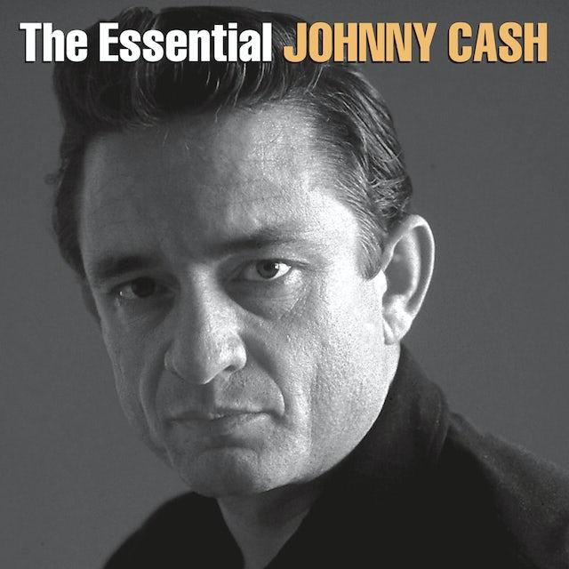 The Essential Johnny Cash LP (Vinyl)