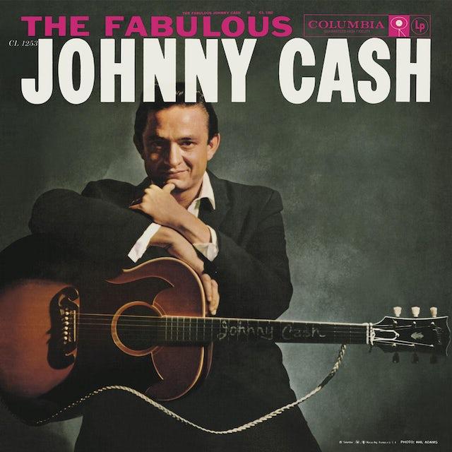 The Fabulous Johnny Cash LP (Vinyl)
