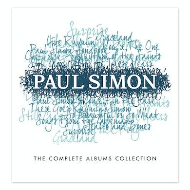 Paul Simon Complete Albums Collection CD