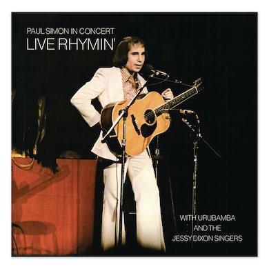 Paul Simon Paul Simon In Concert: Live Rhymin' CD