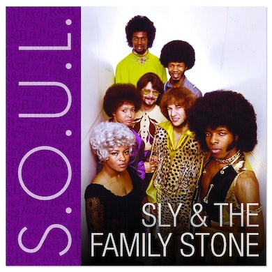 Sly & The Family Stone S.O.U.L CD