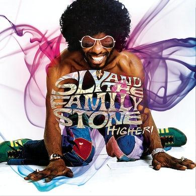 Higher! LP (Vinyl)