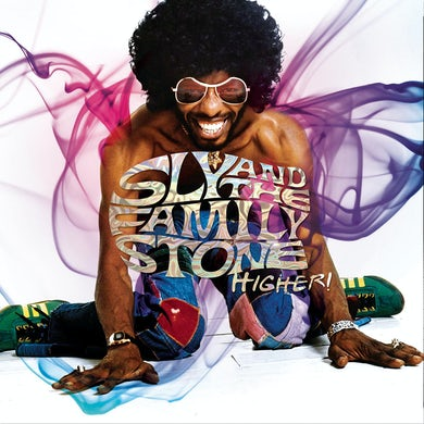Sly & The Family Stone Higher! LP (Vinyl)