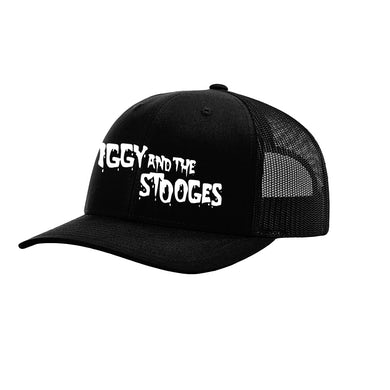 Iggy and the Stooges Trucker Hat