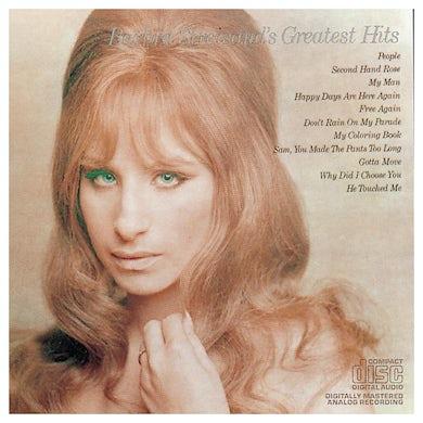 Barbra Streisand Greatest Hits