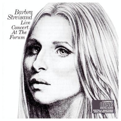 Barbra Streisand Live Concert At The Forum