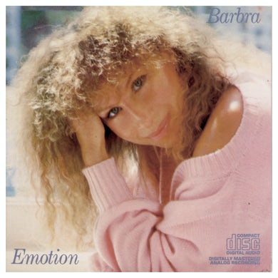 Barbra Streisand Emotion