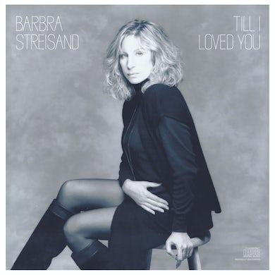 Barbra Streisand Till I Loved You