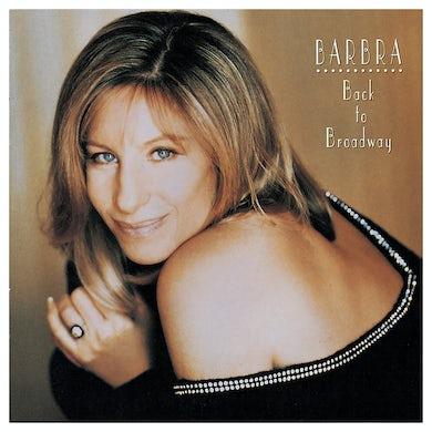 Barbra Streisand Back To Broadway