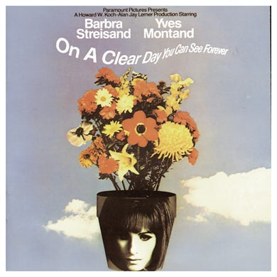 Barbra Streisand On A Clear Day You Can See Forever: Original Soundtrack Recording