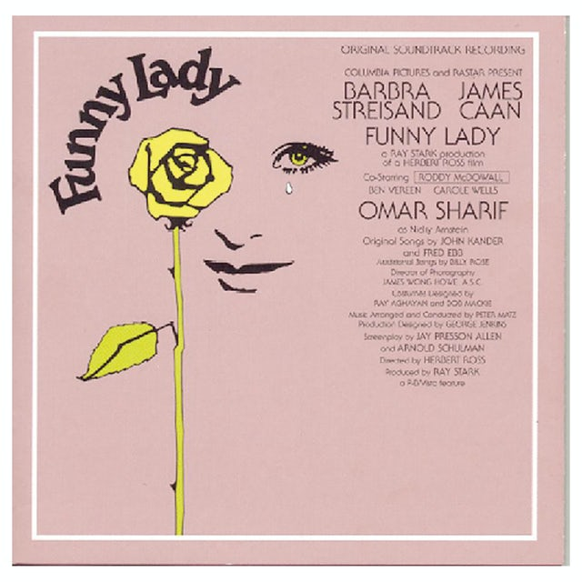 Barbra Streisand Funny Lady: Original Soundtrack