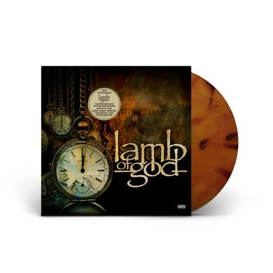 Lamb of God Deluxe Color Vinyl + Digital Download