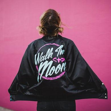 WALK THE MOON Satin Jacket
