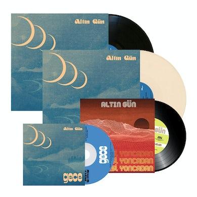 """Altın Gun Altin Gün –Gece + SüpürGesi Yoncadan 7"""" Bundle (Vinyl)"""