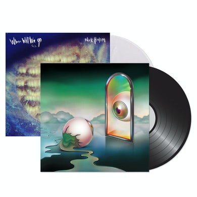 Nick Hakim - Green Twins + Where Will We Go LP Bundle (Vinyl)