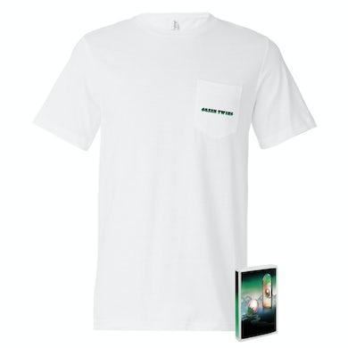Nick Hakim - Green Twins Cassette + T-Shirt Bundle