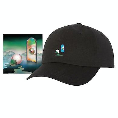 Nick Hakim - Green Twins Digital Album + Hat Bundle
