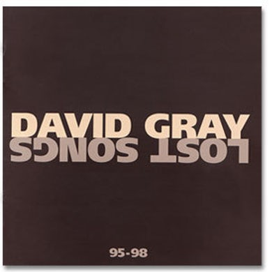 David Gray - Lost Songs CD