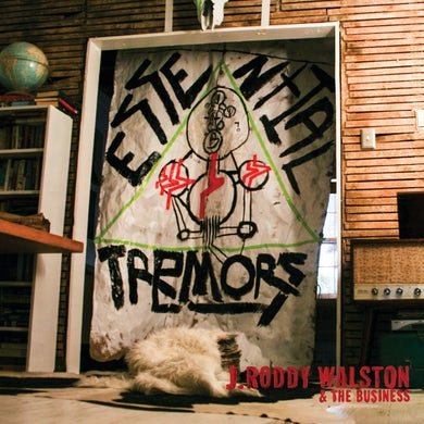 J Roddy Walston & The Business J.Roddy Walston & The Business - Essential Tremors CD