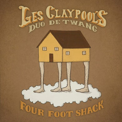Four Foot Shack CD