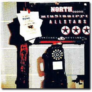 North Mississippi Allstars North Mississippi All Stars - Instores & Outtakes EP - CD