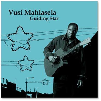 Vusi Mahlasela - Guiding Star - CD