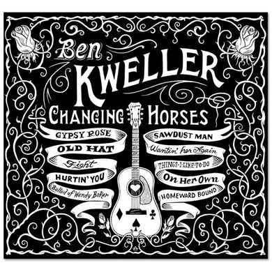 Ben Kweller - Changing Horses CD