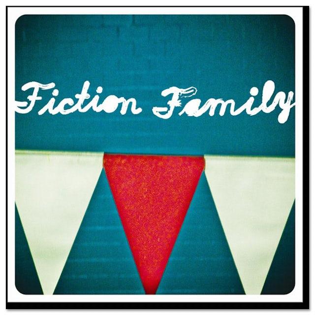 Fiction Family - Fiction Family CD