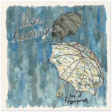 Lisa Hannigan – Live at Fingerprints CD