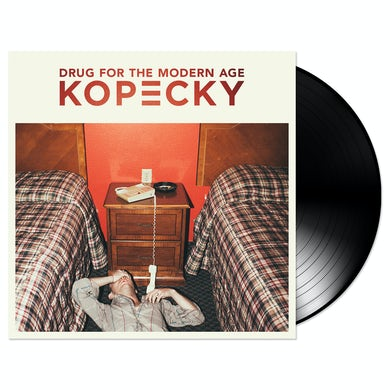 KOPECKY Drug for the Modern Age LP (Vinyl)