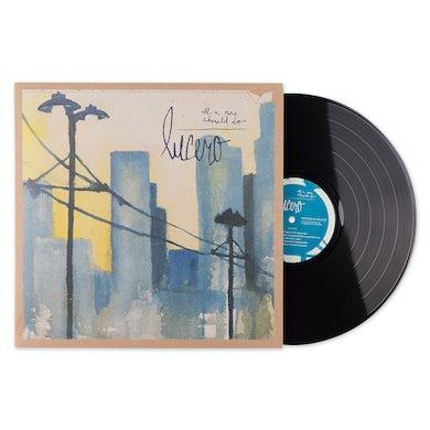 Lucero All A Man Should Do LP (Vinyl)