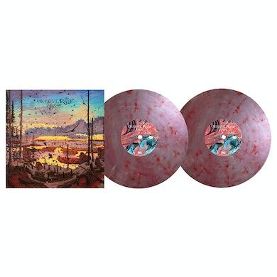 "Okkervil River ""Away"" LP (red marble version) (Vinyl)"
