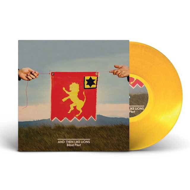 Blind Pilot - And Then Like Lions Vinyl