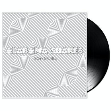 Alabama Shakes - Boys & Girls LP (Vinyl)