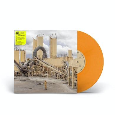 Satis Factory Limited Edition Safety Vest Orange LP (Vinyl)